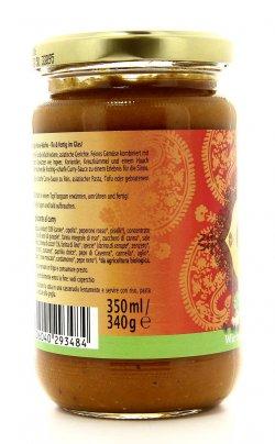 Salsa Piccante al Curry - Scharfe Curry Sauce