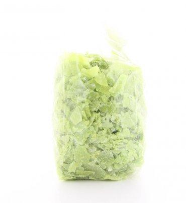 Ricarica di Cera per Vaso di Terracotta Verde