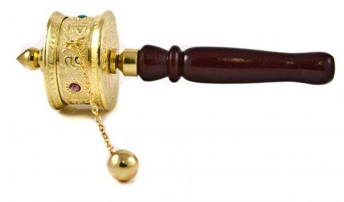 Ruota della Fortuna Tibetana - Oro