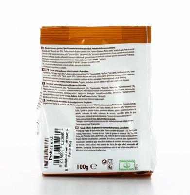Salatini con Curcuma Senza Glutine