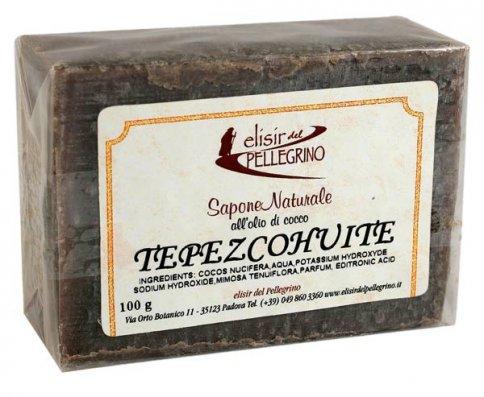 Sapone al Tepezcohuite