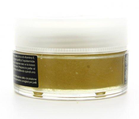 Sapone Nero Naturale 100 ml.