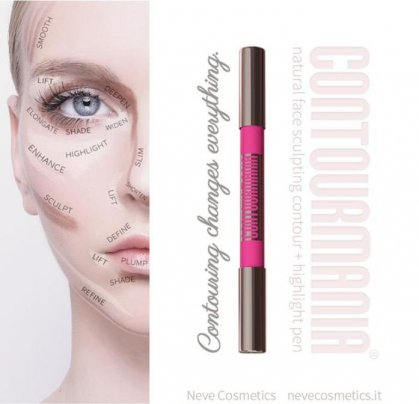 Pen Contourmania - Contour + Highlight