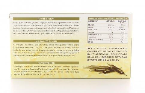 Selenio Olimentovis - 30 Ampolle
