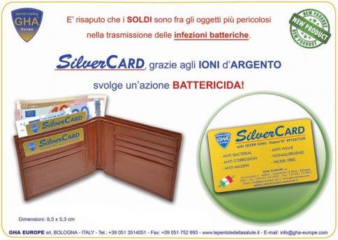 Silver Card agli Ioni d'Argento