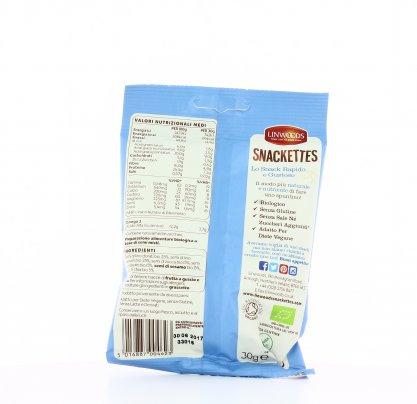 Snack Biologico a base di Semi - Snackettes Super Seeds
