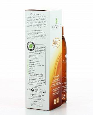 Olio Solare Spray Invisibile Spf 30 - Argà