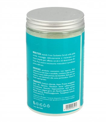 Sorbetto Scrub Yes Please - Delicious Mint 423 ml