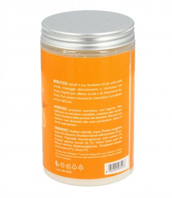 Sorbetto Scrub Yes Please - Scented Orange 423 ml