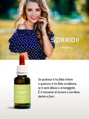 Floreal Mix Sorridi! - Rabbia