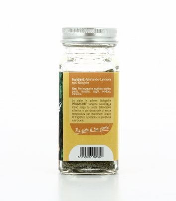 Condimento in Polvere - Spezie di Mare Gusto Umami