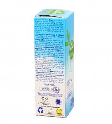 Spray Deodorante Rinfrescante - Piè Veloce