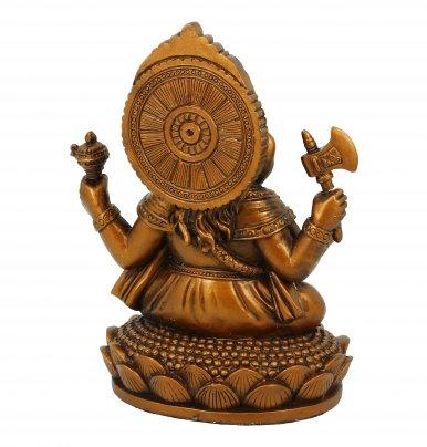 Statua di Ganesh Seduto