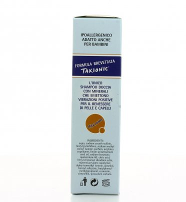 Shampoo Doccia ai Semi di Lino