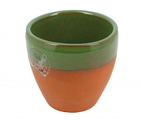 Tazza Piccola in Terracotta Verde