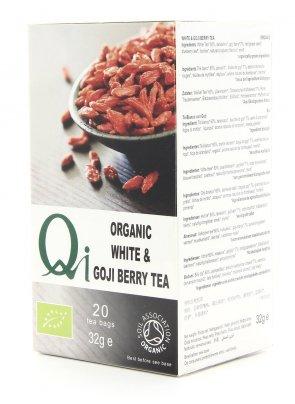 Tè Bianco alle Bacche di Goji