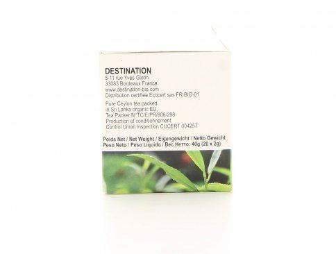 Tè Verde Natura Biologico