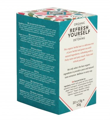 Tisana Refresh Yourself Detoxing