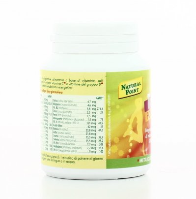 Tonic Formula - Multivitaminico per il Metabolismo