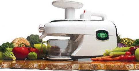 Tribest Juicer Green Star Elite Gse-5000 img