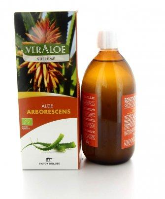 VerAloe - Succo Arborescence Bio