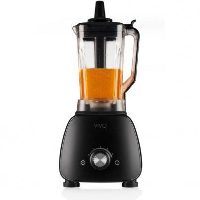 Frullatore Professionale - Vivo Blender Nero Opaco