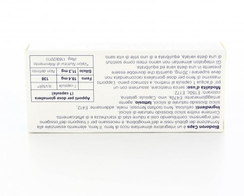 Biodoron Caps - Ricco di Ferro e Silicio