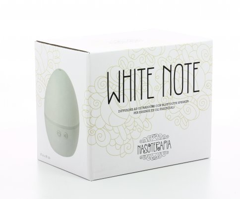 Diffusore ad Ultrasuoni White Note