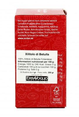 Xilitolo di Betulla - Premium
