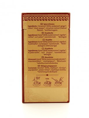 Yogi Tea - Lattina Limited Edition - Classic Bio