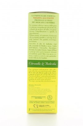 Spray Ecologico con Citronella e Andiroba