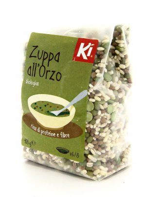Zuppa all'Orzo