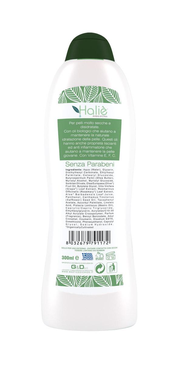 Lozione Corpo - Nutrimento Idro Protezione Per pelli secche e disidratate