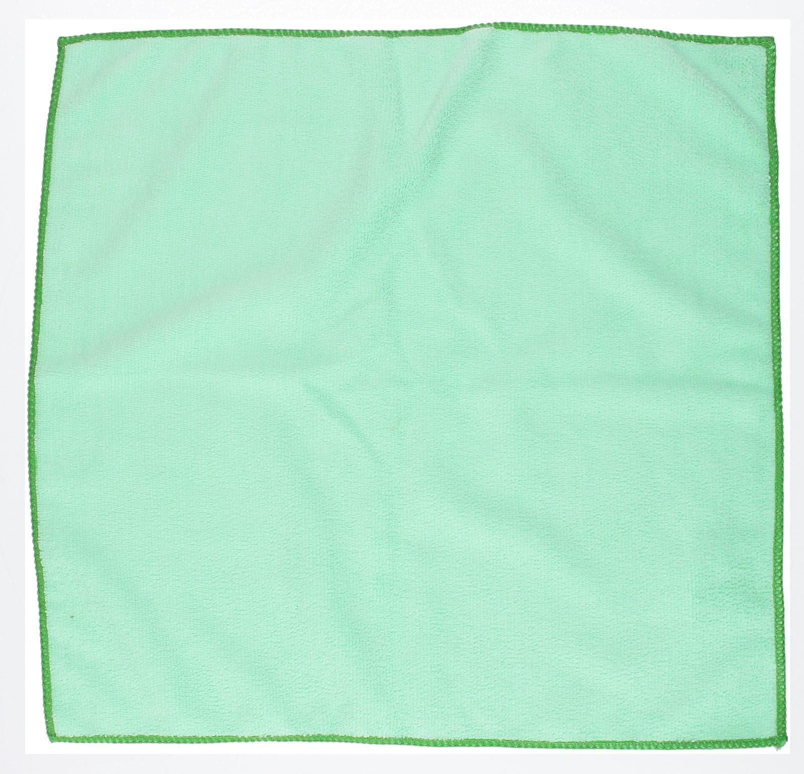 Panno in Microfibre Multiuso - Verde