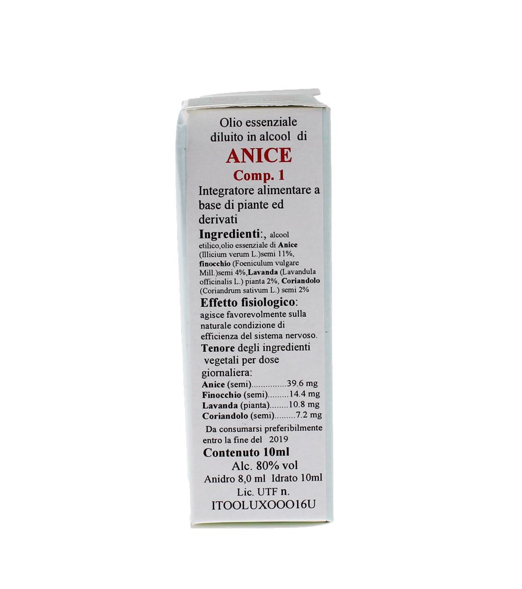 Anice Comp. 1 - Estratto