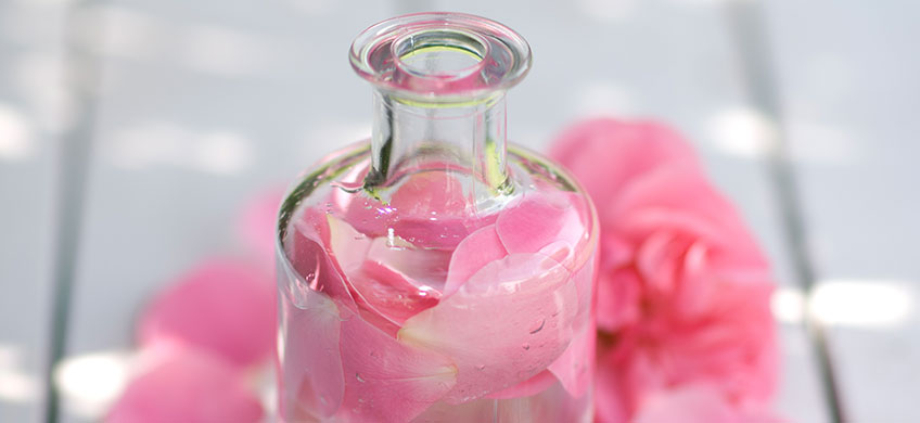 Acqua Profumata di Rosa