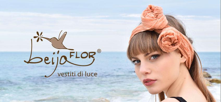 Foulard B-Fly Arancione