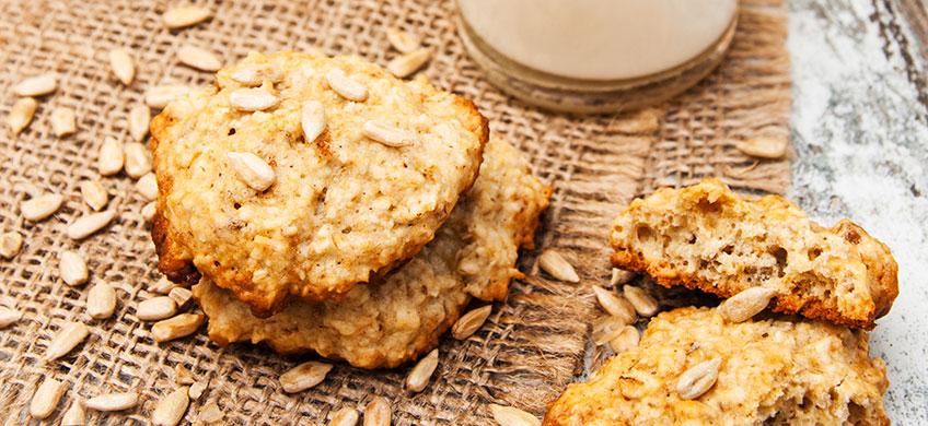 Biscotti con Avena Bio - Fribroavena