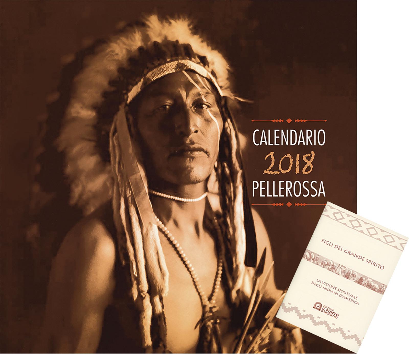 Calendario Pellerossa 2018 + Libro