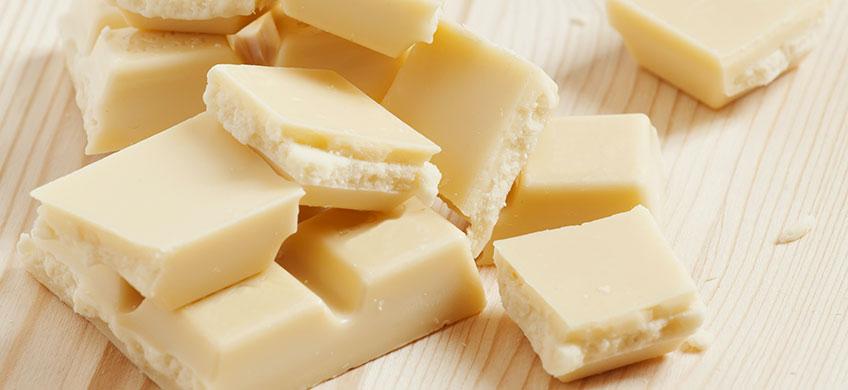 Cioccolato Biologico Bianco