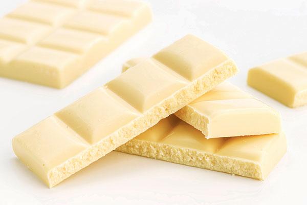 Cioccolato Bianco Bio