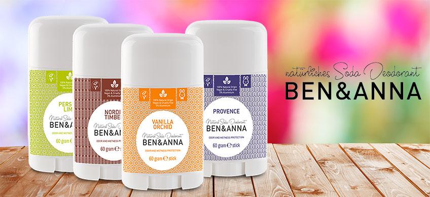 Deodorante Bio Vegan - Lavanda e Salvia