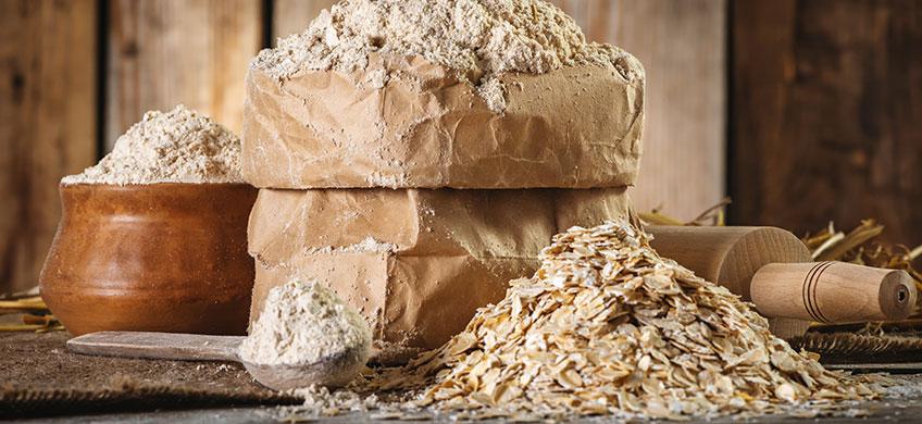 Miscuglio Farina Integrale Grani Antichi Bio