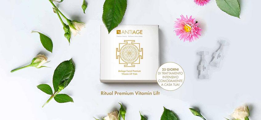 Fiale Premium Vitamin Lift