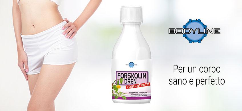 Forskolin Dren Concentrato