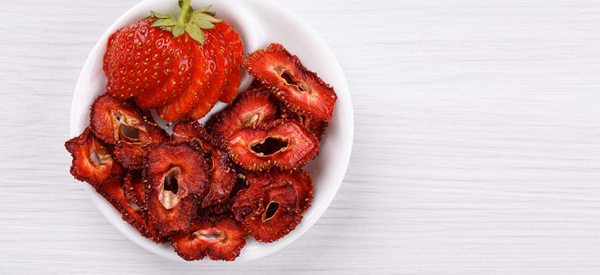 Fragole Bio - Fresh Freeze Dried