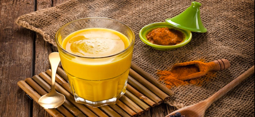 Base per Golden Milk con Curcuma - Golden Yooga Paste