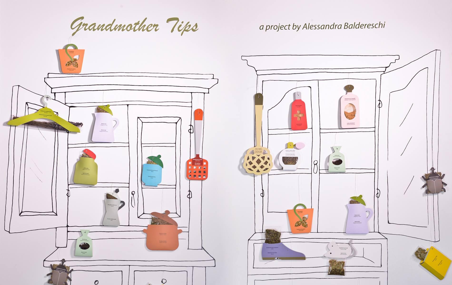 Grandmother Tips - Battericida Origano e Timo