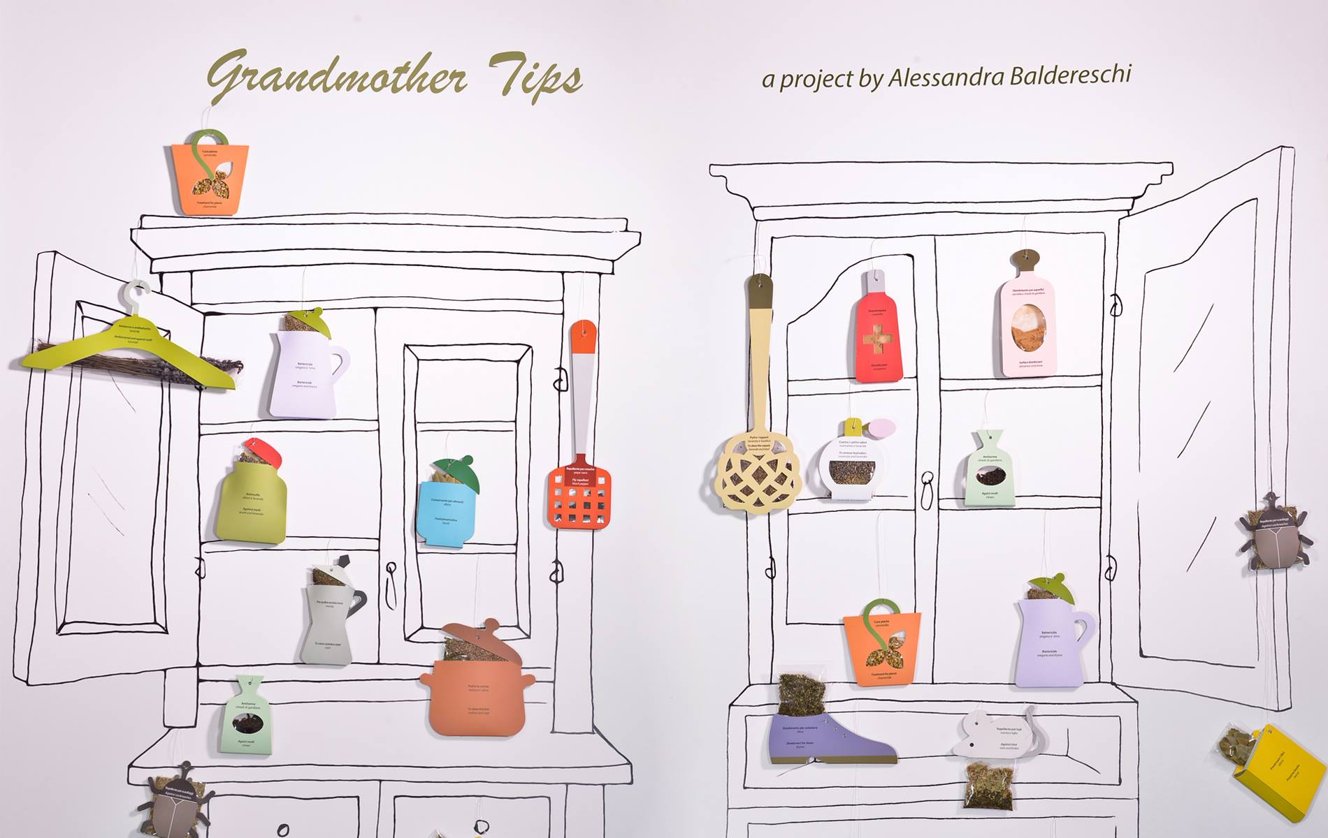 Grandmother Tips - Disinfettante Cannella