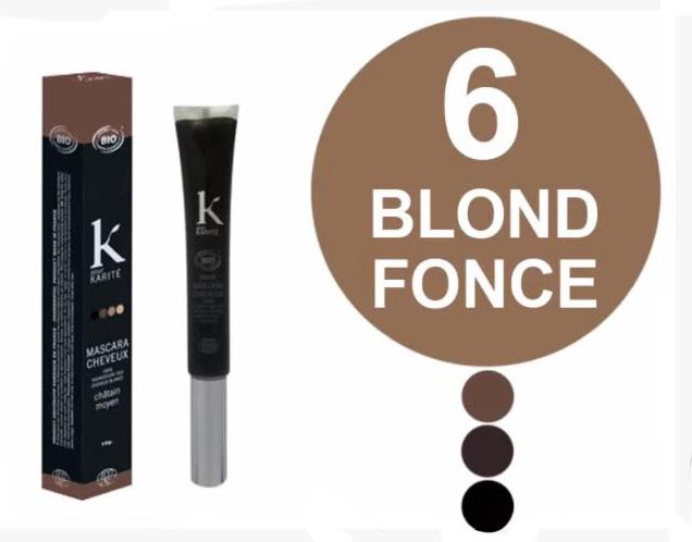 Correttore di Colore - Mascara Cheveux 6 - Biondo Scuro